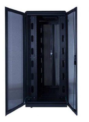 Tủ mạng, Rack 19″ KL 42U W600xD600 1